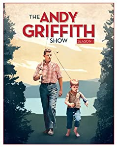 Cover Image for 'Andy Griffith Show: Complete First Season'