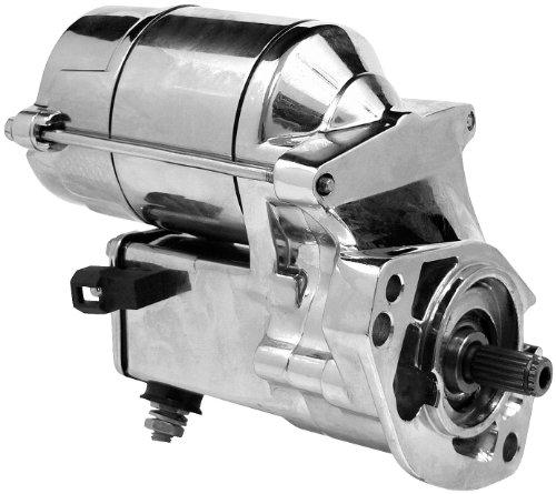 Chrome Starter Motor - Arrowhead 2.0kw Starter Motor - Chrome SHD0009-C