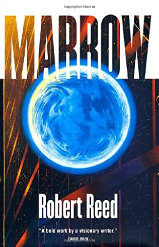 book cover of Marrow