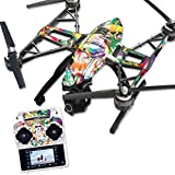 Skin For Yuneec Q500 & Q500+ Drone – Wet Paint | MightySkins Protective, Durable, and Unique Vinyl Decal wrap cover | Easy To Apply, Remove, and Change Styles | Made in the USA