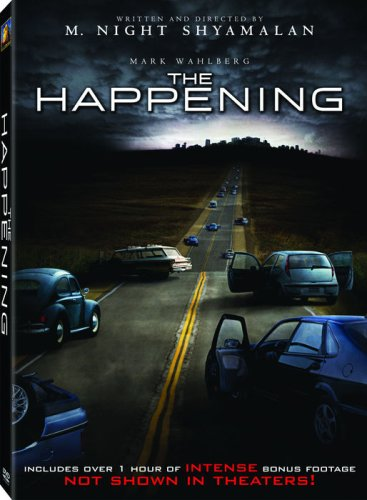 DVD : The Happening (, Dubbed, Dolby, AC-3, Repackaged)