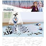 アナ雪2 ディズニー アナと雪の女王2 オラフ 4個 クラフトセット 工作 手作り キット (並行輸入品) olaf craft set
