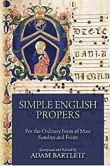 Simple English Propers Kindle Edition