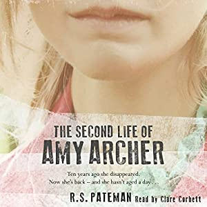 The Second Life of Amy Archer Audiobook
