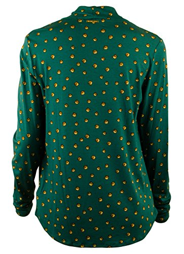 MICHAEL-Michael-Kors-Womens-Printed-Long-Sleeves-Pullover-Top