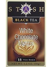 Stash Tea White Chocolate Mocha, 18 Count