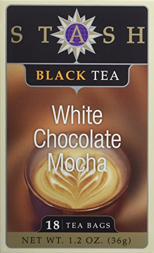 Stash Premium Black Tea White Chocolate Mocha - 18 Tea Bags