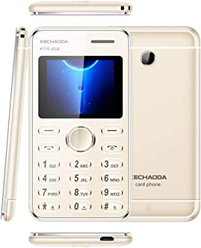 Bescita6 KECHAODA K116 Plus gsm-Handy Dual-SIM-2G entsperrt ...