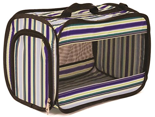 Ware Manufacturing Twist-N-Go Carrier for Small Pets, Hamsters, Ferrets, Rats, Guinea Pigs - Large by Ware Manufacturing