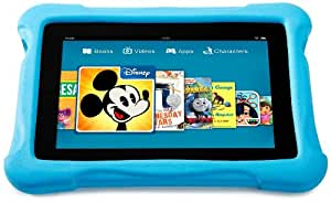 Kindle FreeTime Kid-Proof Case for the All New Kindle Fire HD, Blue (does not fit previous generation HD model)