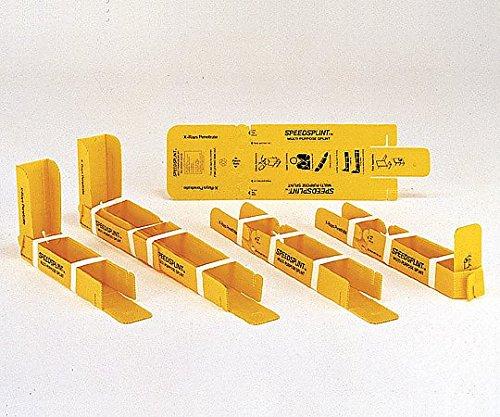 ファーノジャパンインク0-4066-01救急用副木[スピードスプリント]モデルM10010枚入 B07BD2KD3J