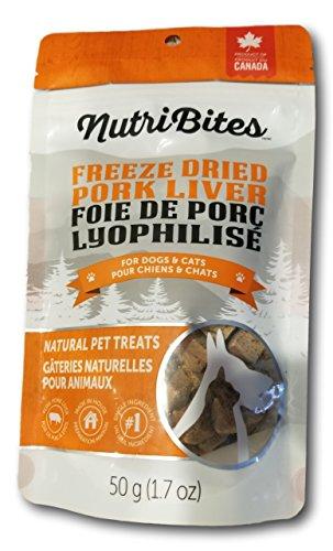 Nutri Bites Freeze Dried Pork ()