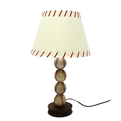 dei stacked baseball lamp - Baseball Lamp