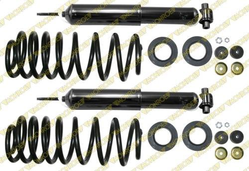 - Monroe 90004 Air Spring to Coil Spring Conversion Kit
