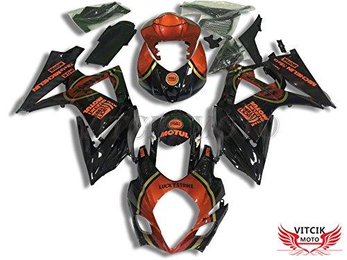 07 08 gsxr 1000 rear fairing - 6