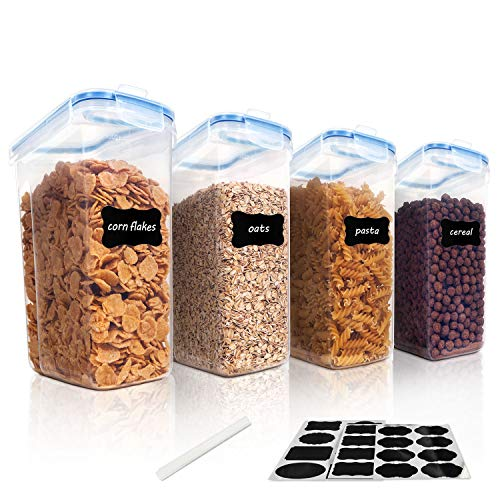 Vtopmart Cereal Storage Container