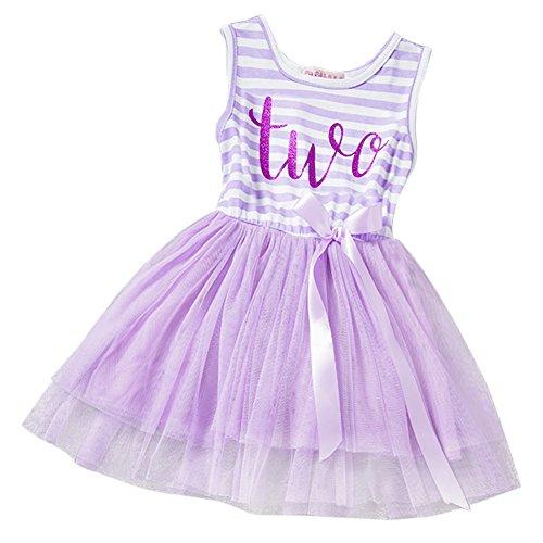 2nd birthday tutu dress - 3
