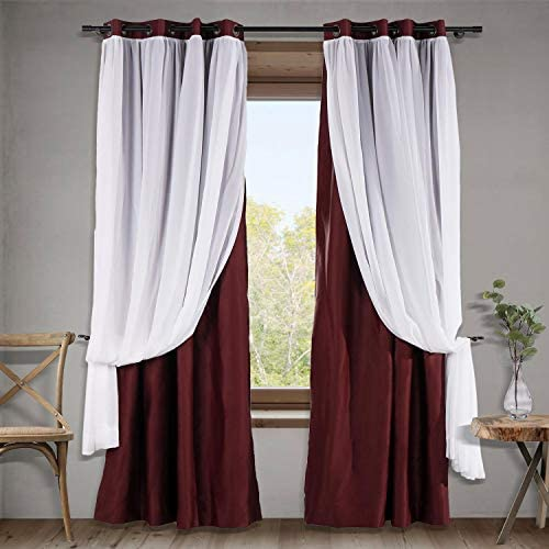 Macochico Extra Large Window Curtain