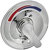 Delta Faucet T13391 Classic 13 Series Valve Trim Only - Push Button Diverter, Chrome