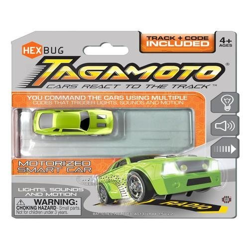 Tagamoto Motorized Smart Car + Track