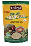 Nutiva Shelled Hempseed, 8-Ounce Bag (Pack of 3)