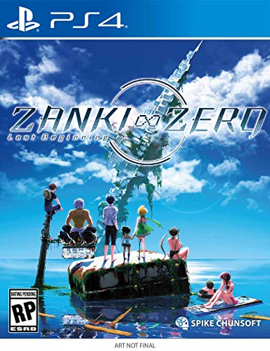 Zanki Zero: Last Beginning - PlayStation 4