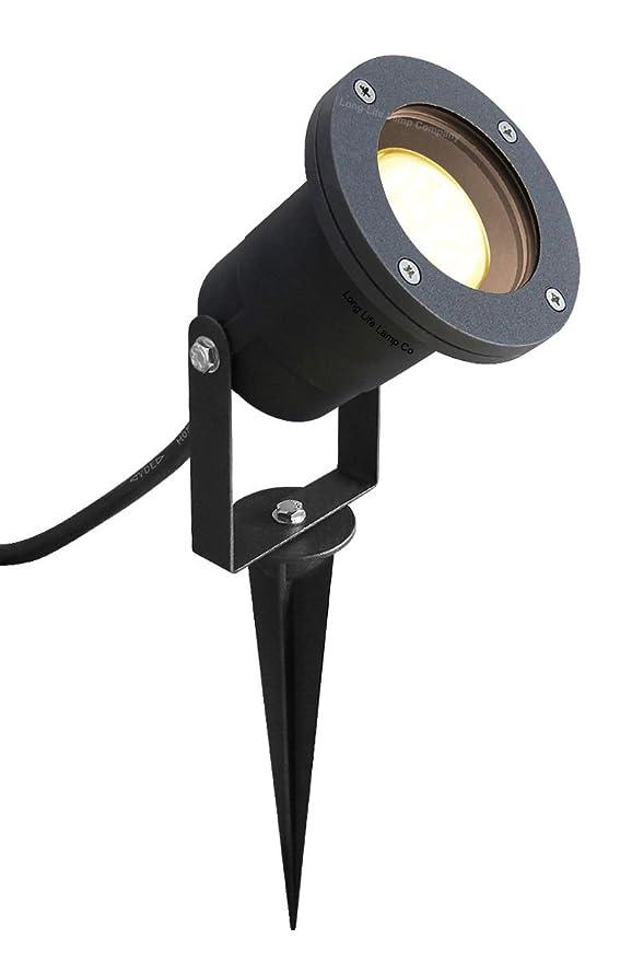 9 opinioni per Zenon Long Life Lamp Company- Faro GU10, per Esterni, da Parete e Terreno, 8 pz,
