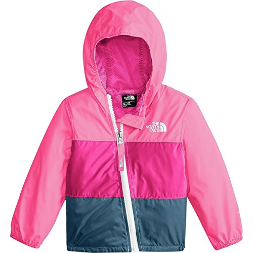 Jacket Gem (The North Face Infant Flurry Wind Jacket Gem Pink - 24M)