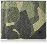 Armani Exchange Men's Bifold Camouflage Wallet