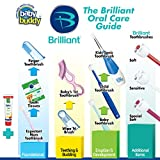 Brilliant Baby Toothbrush by Baby Buddy - for Ages