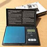 New Digital Scale 100g x 0.01g Jewelry Gold Silver Coin Gram Pocket Size Po ....