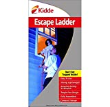 Kiddle Emergency Fire Escape Ladder 13 and 25 Foot