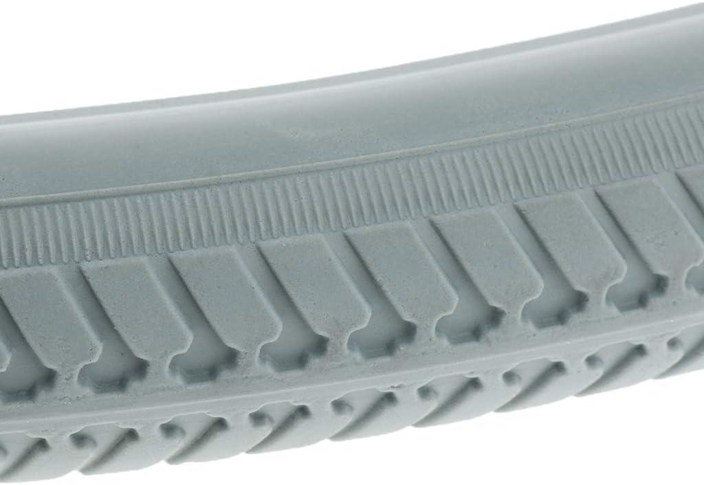 Hellery Pneumatico per Sedia A Rotelle per Pneumatici PRO Universal Solid 1620 2224x1-3//8-22 Pollici