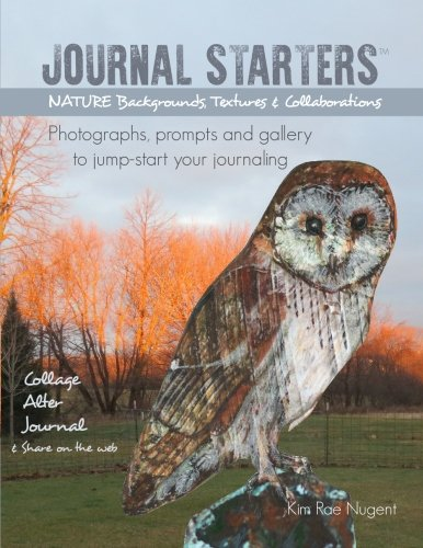 Journal Starters: Nature Backgrounds, Textures and Collaborations