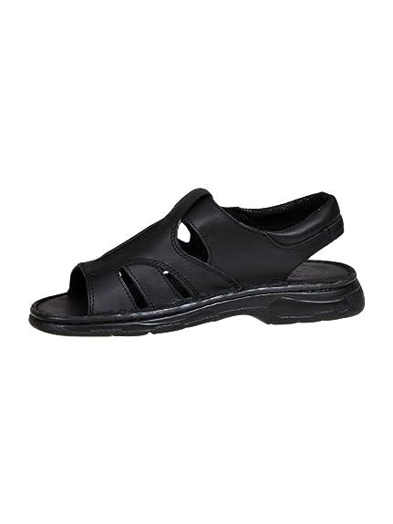 Mens Genuine Buffalo Leather Sandals Model 835: Amazon.ca: Shoes & Handbags