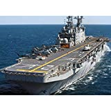 Battleship Jigsaw Puzzles for Adults Kids, Puzzle Game Interesting Toys Family Educational Puzzle Toy Picture Puzzle Brain Game Puzzle Gift, 300-3000 Pieces Puzzle (Size : 1500pieces)