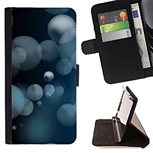 Momo Phone Case / Flip Funda de Cuero Case Cover - Abstracto creativo HD - HTC Desire 820