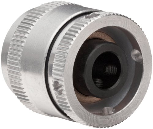 Huco 271.25.28.Z Size 25 Varitork Miniature Friction Clutch, 2-Plate, Aluminum Body, Inch, 0.315
