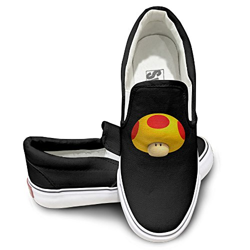 TAYC Super Mario Cool Canvas Shoes - Mario House Shoes