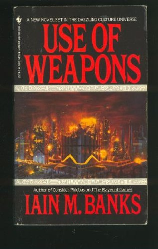 Book cover for Use of Weapons