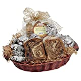 Exquisite Holiday Honey Gourmet Gift Basket