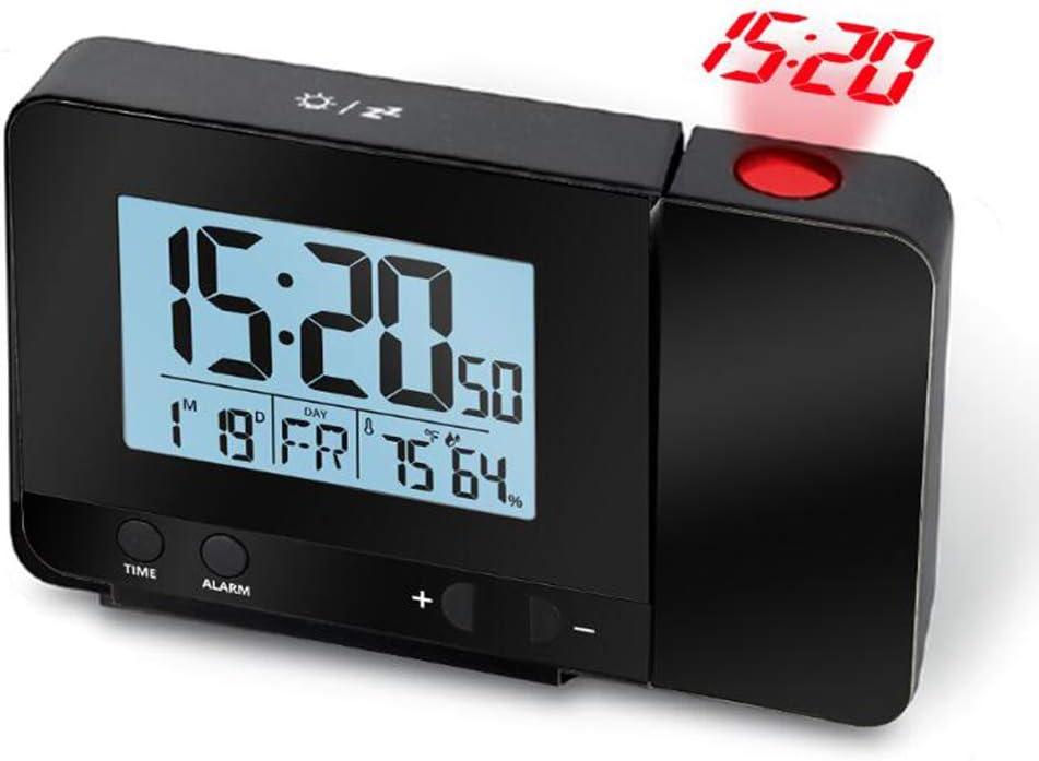 BANESE Despertadores Digitales, Despertador Proyector con ...