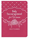 2018 Planner Daily Encouragement for Women