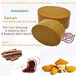 Family Super sever Pack, KIVALO ORGANIC DE-TAN ANTI AGENING Tan Remover Soap For Fair & Glowing Skin, Combo Offer, Set…