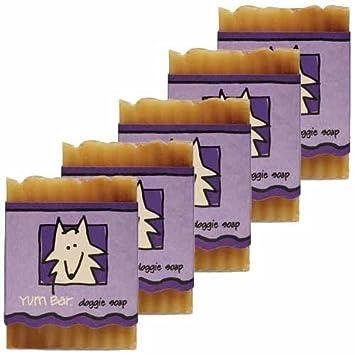 Y.U.M. Dog Soap Zum Bars Multipack 5 Count br by Indigo Wild