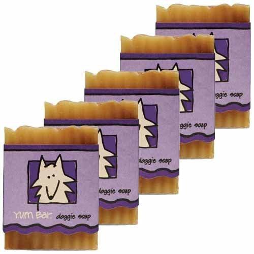 Y.U.M. Dog Soap Zum Bars Multipack (5 Count)by Indigo Wild