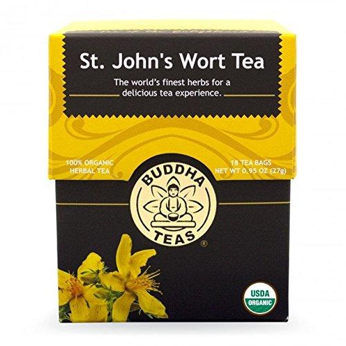 St Johns Wort Tea Organic
