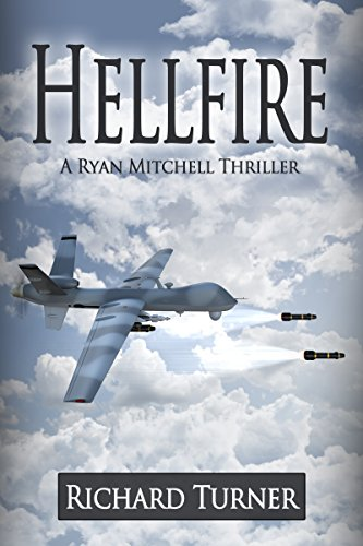 Book: Hellfire (A Ryan Mitchell Thriller Book 4) by Richard Turner