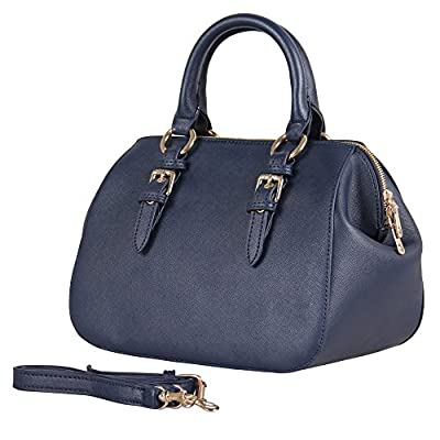 Hynes Eagle Womens Synthetic Leather Top Handle Handbags