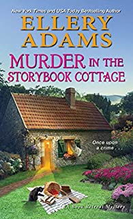 Book Cover: Murder in the Storybook Cottage